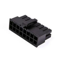 Connecteur Femelle 16 pins broches ATX - Noir (2)