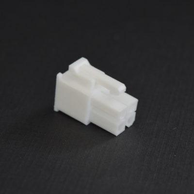 Connecteur Femelle 4 pins broches EPS (CPU) - Blanc