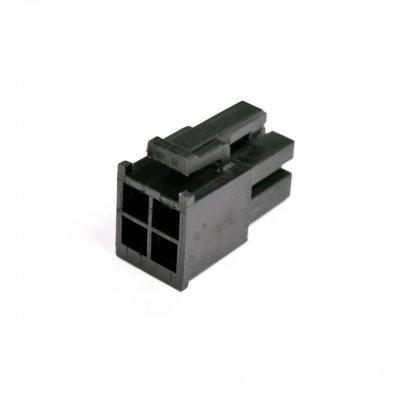 Connecteur Femelle 4 pins broches EPS (CPU) - Noir (2)