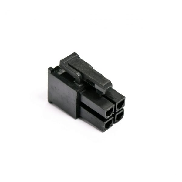 Connecteur Femelle 4 pins broches EPS (CPU) - Noir