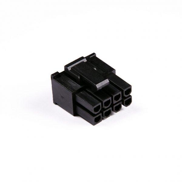 Connecteur Femelle 6+2 pins PCIE - Noir