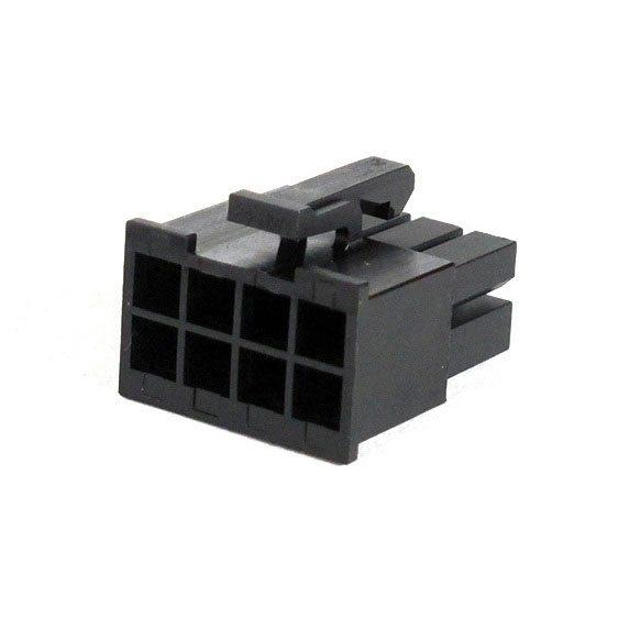 Connecteur Femelle 8 pins broches PCIE - Noir (2)