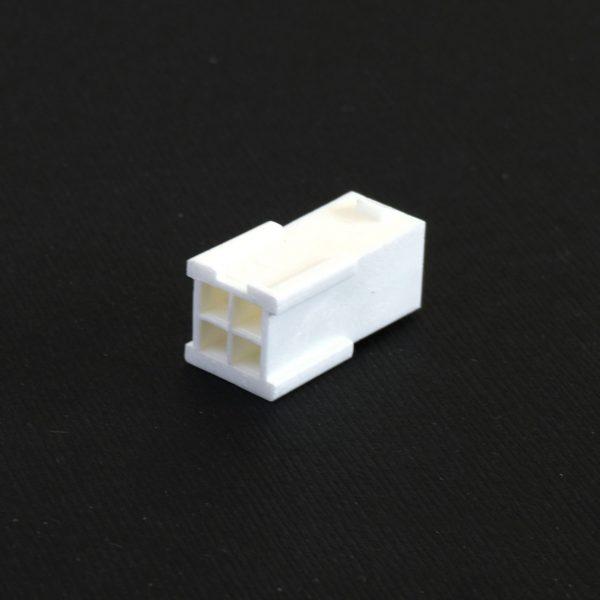 Connecteur Mâle 4 pins broches EPS (CPU) - Blanc