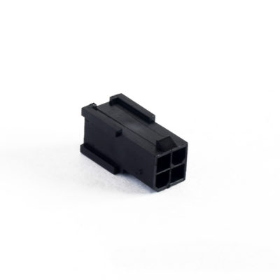 Connecteur Mâle 4 pins broches EPS (CPU) - Noir
