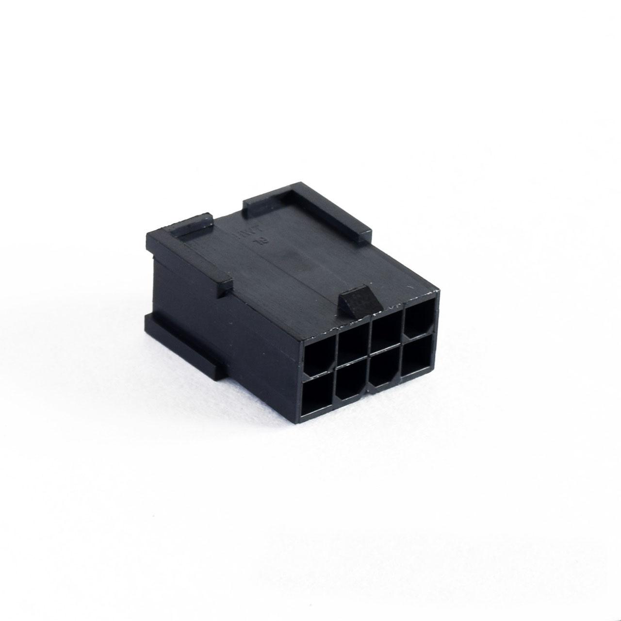 Connecteur Mâle 8 pins broches EPS (CPU) - Noir