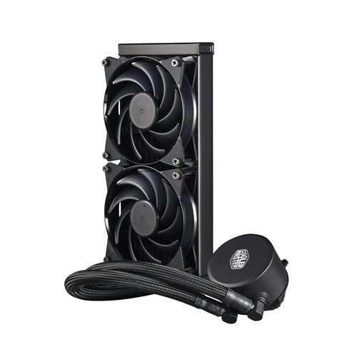 Cooler Master MasterLiquid 240 - Kit de watercooling tout en un