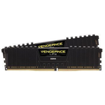 Image Corsair Vengeance LPX BLack DDR4