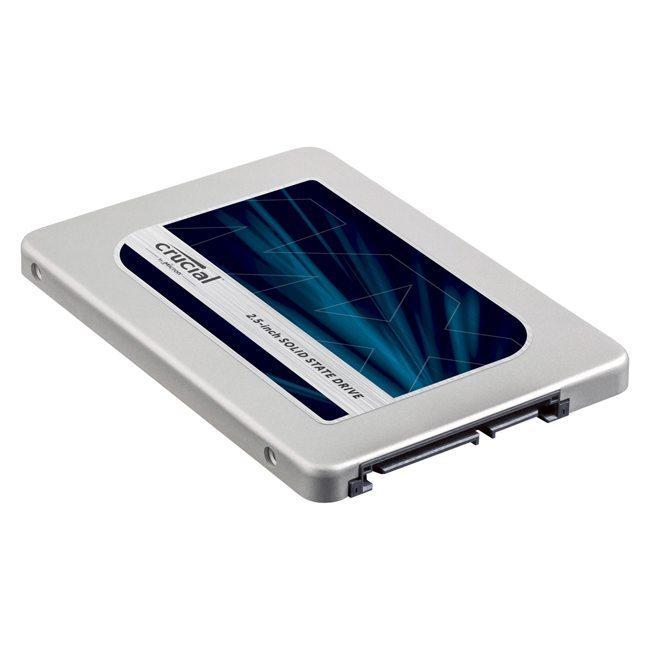 Image SSD CrucialMX300 - 525 Go