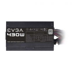 EVGA 430 - Alimentation 430W Certifiée 80+ WHITE - Photo 2