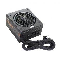 EVGA 750 BQ Alimentation 750W 80+ BRONZE Semi-Modulaire - Photo 2