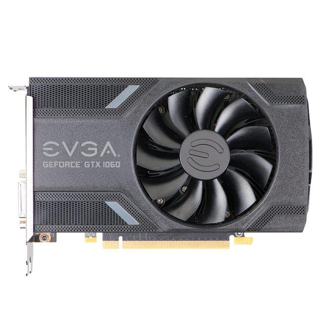 EVGA GeForce GTX 1060 Gaming - 3 Go