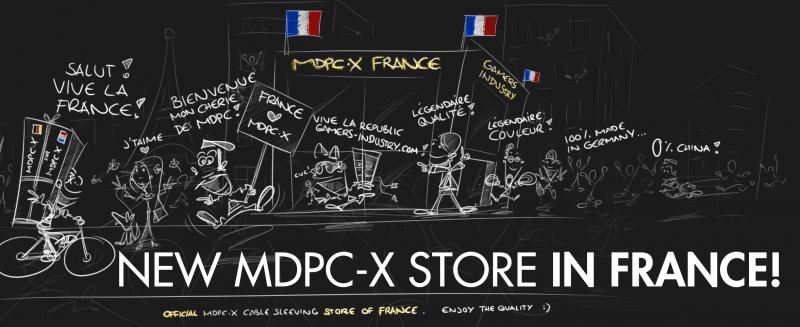 MDPC-X BOUTIQUE FRANCE