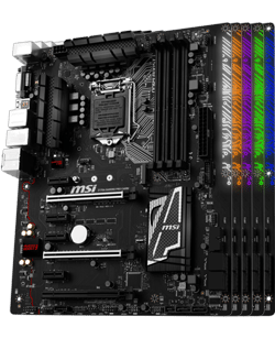 IMAGE MINIATURE MSI Z170A GAMING PRO CARBON