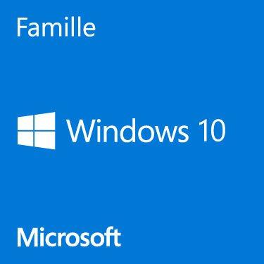 Microsoft Windows 10 Home 64bits (OEM)