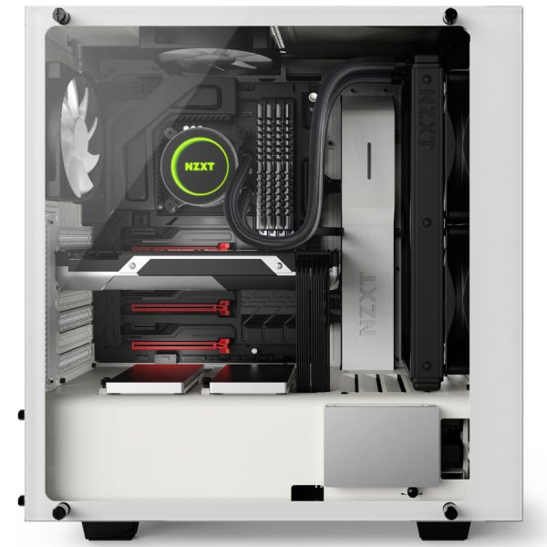 NZXT-Kraken-X52-Watercooling-Tout-En-Un-(AIO)-RGB-280mm-(2-x-140mm)-Photo-6