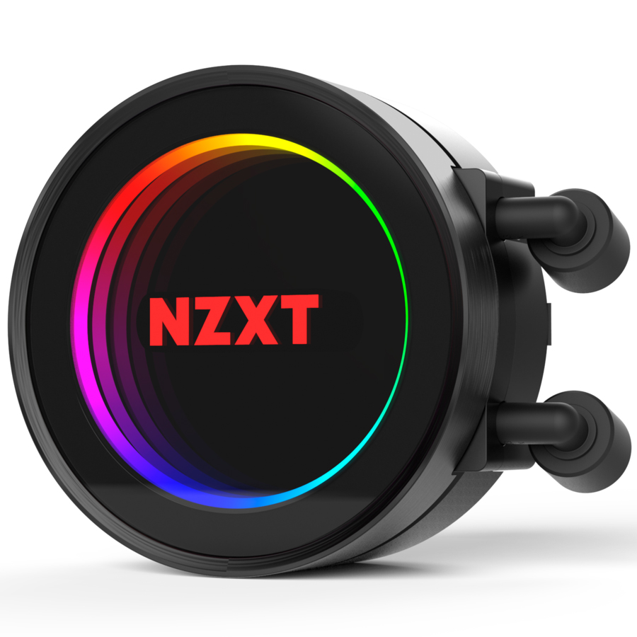 NZXT-Kraken-X62-Watercooling-Tout-En-Un-(AIO)-RGB-280mm-(2-x-140mm)-Photo-2