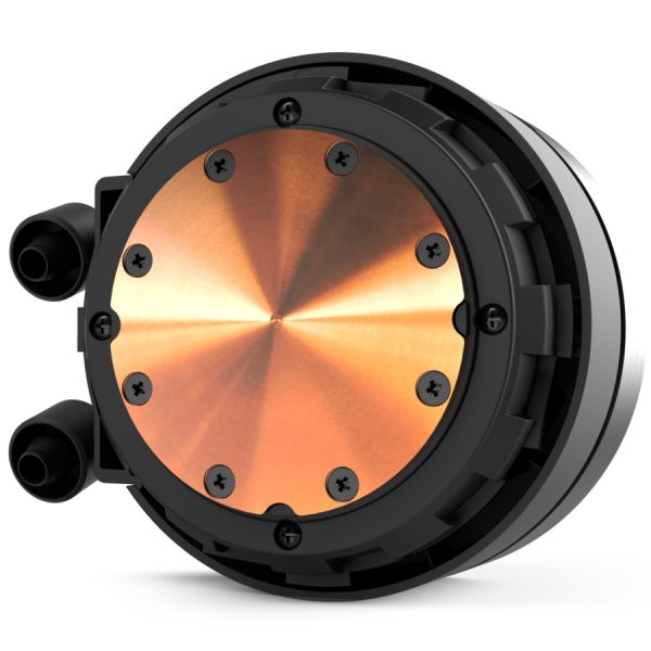 NZXT-Kraken-X62-Watercooling-Tout-En-Un-(AIO)-RGB-280mm-(2-x-140mm)-Photo-3