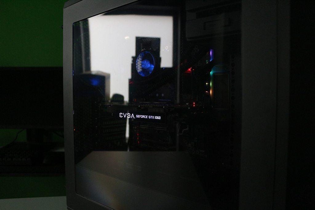 PC Gamer VR Station par Gamers Industry