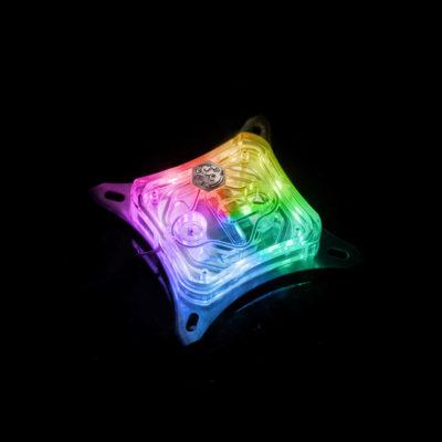 Waterblock Bitspower Summit M Acrylic RGB