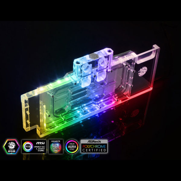 Bitspower Waterblock VGA Lotan NVIDIA GeForce RTX - RGB