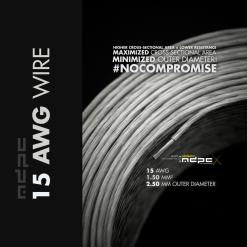Fil électrique MDPC-X Hook-Up 15 AWG