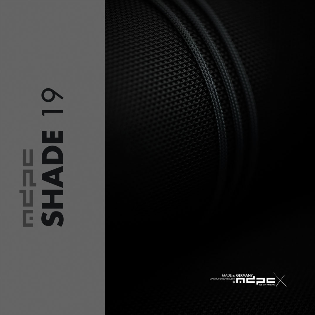 Gaine de câble MDPC-X SMALL XTC Shade 19