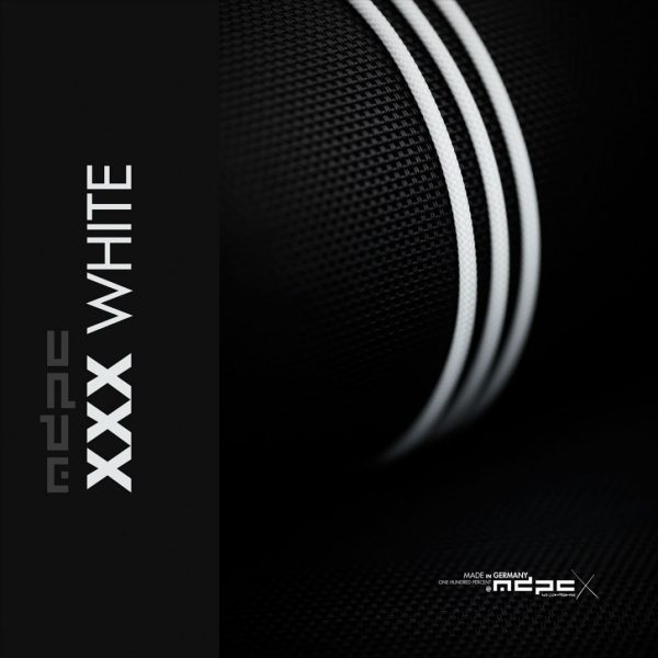 Gaine de câble MDPC-X SMALL XTC XXX White