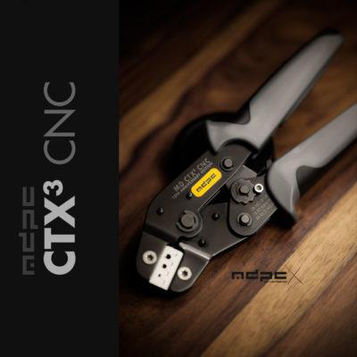 Pince à sertir MDPC-X CTX3