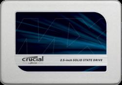 miniature ssd crucial mx300 525go